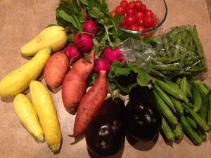 How to eat healthy vegetables