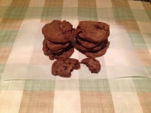 review of Cappello's baked paleo cookies