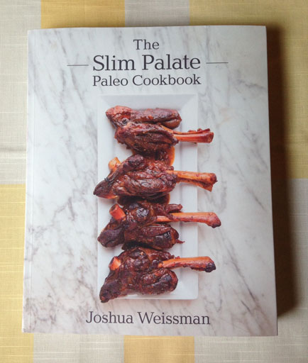 Joshua Weissman's Slim Palate cookbook
