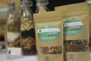 Wild Way Granola Gluten Free Review and Giveaway